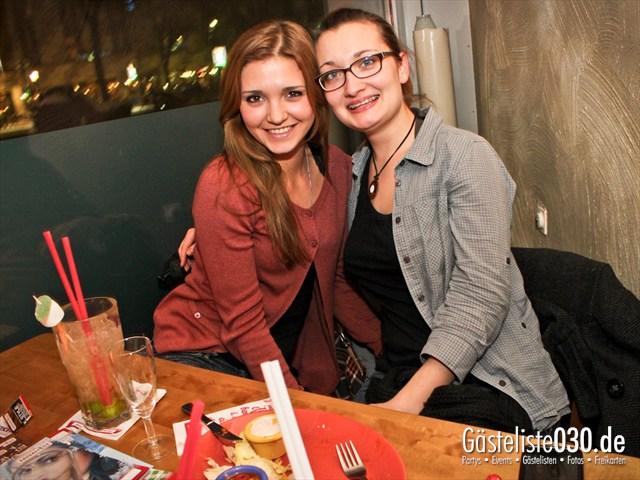 https://www.gaesteliste030.de/Partyfoto #5 Sausalitos Berlin vom 06.12.2012