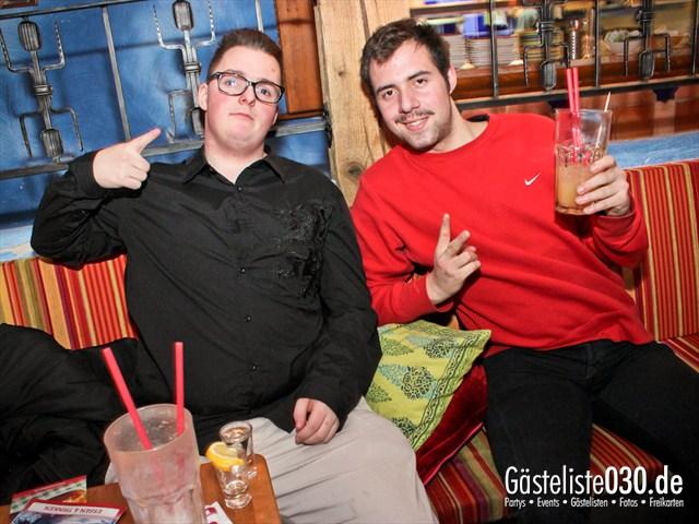 https://www.gaesteliste030.de/Partyfoto #13 Sausalitos Berlin vom 06.12.2012