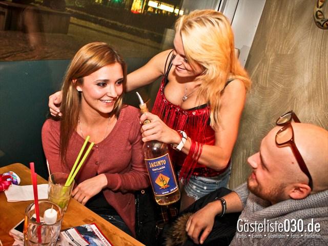 https://www.gaesteliste030.de/Partyfoto #46 Sausalitos Berlin vom 06.12.2012