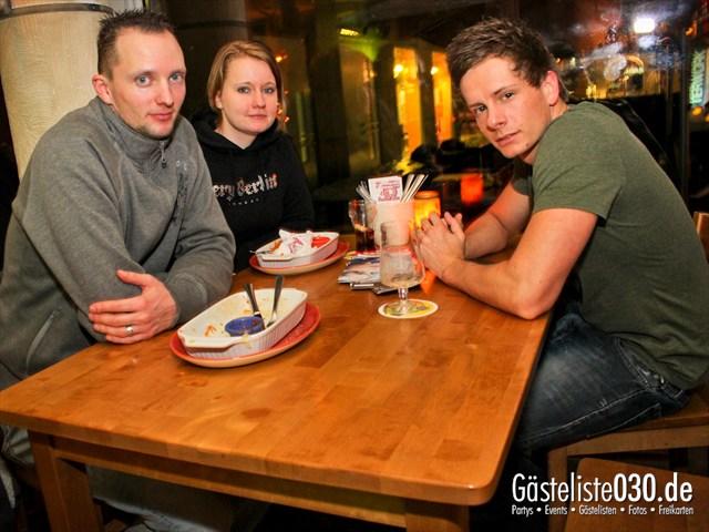 https://www.gaesteliste030.de/Partyfoto #58 Sausalitos Berlin vom 06.12.2012