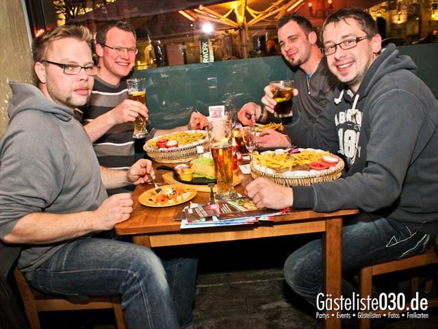 https://www.gaesteliste030.de/Partyfoto #22 Sausalitos Berlin vom 06.12.2012