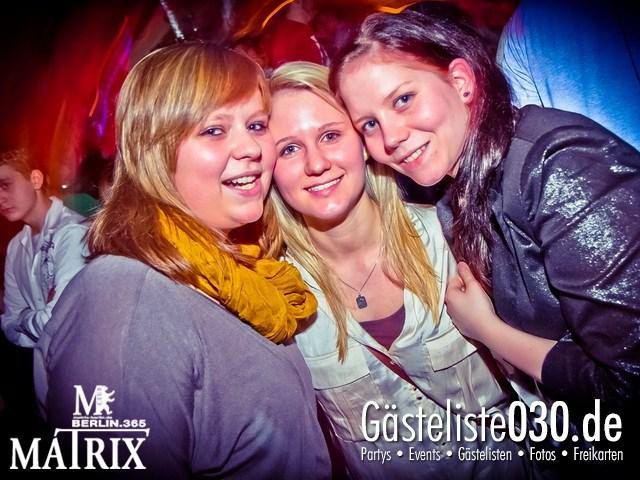 https://www.gaesteliste030.de/Partyfoto #118 Matrix Berlin vom 30.01.2013