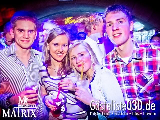 https://www.gaesteliste030.de/Partyfoto #46 Matrix Berlin vom 30.01.2013