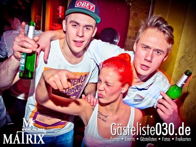 https://www.gaesteliste030.de/Partyfoto #110 Matrix Berlin vom 30.01.2013