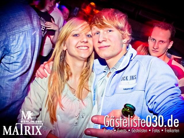 https://www.gaesteliste030.de/Partyfoto #35 Matrix Berlin vom 30.01.2013
