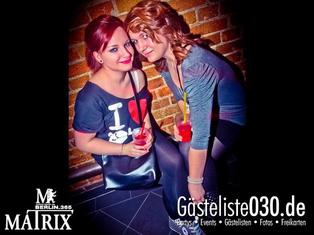 https://www.gaesteliste030.de/Partyfoto #36 Matrix Berlin vom 30.01.2013