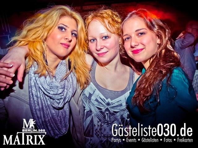 https://www.gaesteliste030.de/Partyfoto #112 Matrix Berlin vom 30.01.2013
