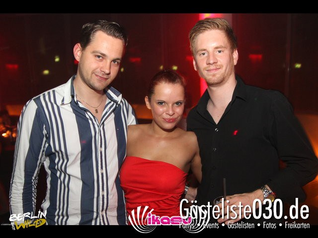 Partypics E4 07.07.2012 Berlin Gone Wild powered by 98.8 Kiss Fm