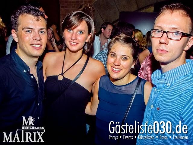 https://www.gaesteliste030.de/Partyfoto #63 Matrix Berlin vom 23.08.2012