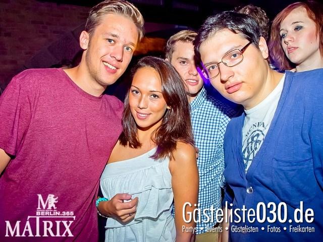 https://www.gaesteliste030.de/Partyfoto #6 Matrix Berlin vom 23.08.2012