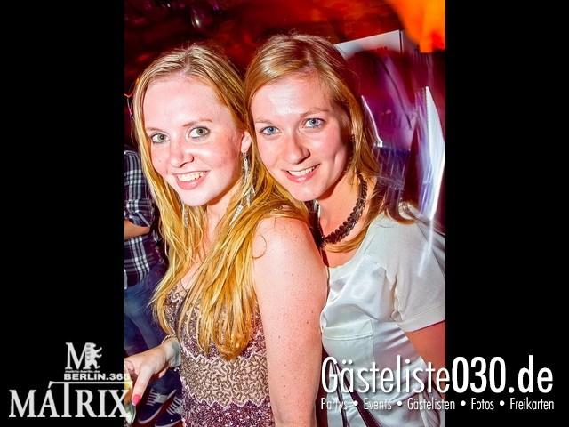 https://www.gaesteliste030.de/Partyfoto #39 Matrix Berlin vom 23.08.2012