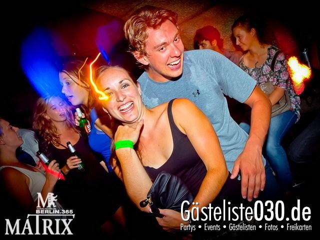https://www.gaesteliste030.de/Partyfoto #65 Matrix Berlin vom 23.08.2012