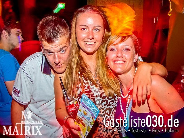 https://www.gaesteliste030.de/Partyfoto #28 Matrix Berlin vom 23.08.2012