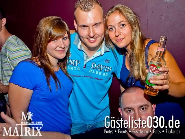 https://www.gaesteliste030.de/Partyfoto #9 Matrix Berlin vom 23.08.2012