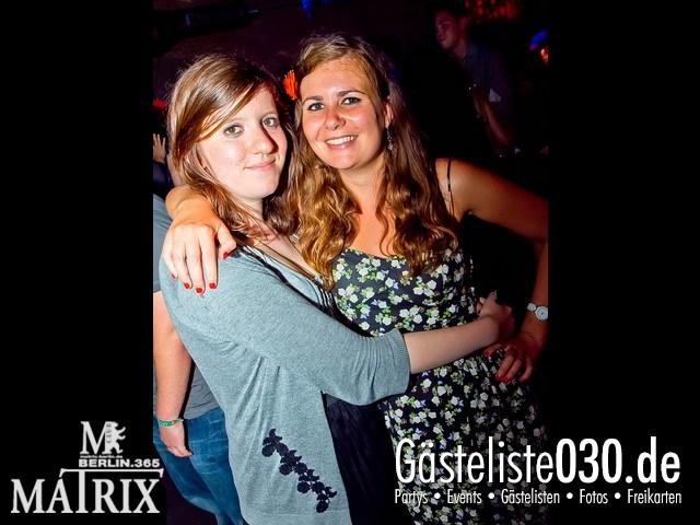https://www.gaesteliste030.de/Partyfoto #23 Matrix Berlin vom 23.08.2012