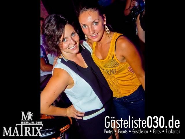 https://www.gaesteliste030.de/Partyfoto #36 Matrix Berlin vom 23.08.2012