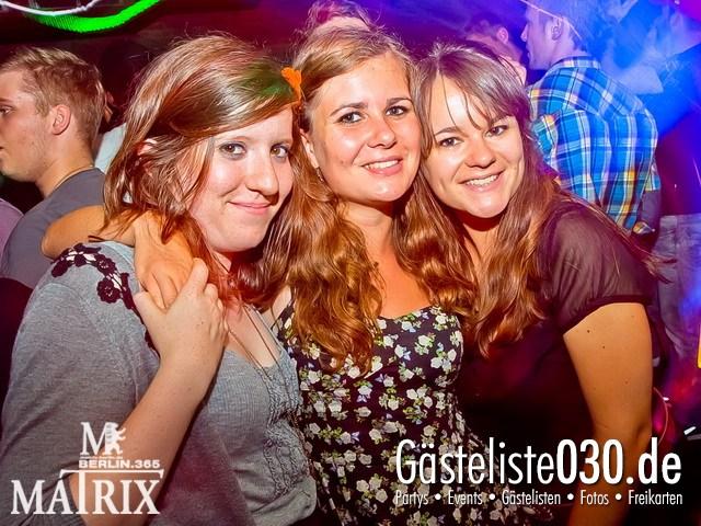 https://www.gaesteliste030.de/Partyfoto #13 Matrix Berlin vom 23.08.2012