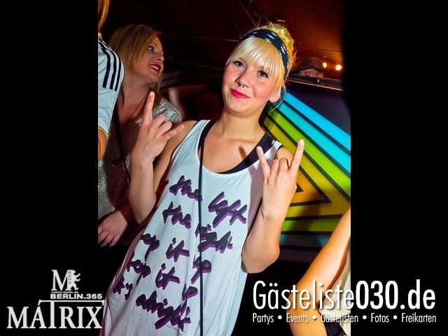 https://www.gaesteliste030.de/Partyfoto #63 Matrix Berlin vom 13.06.2012