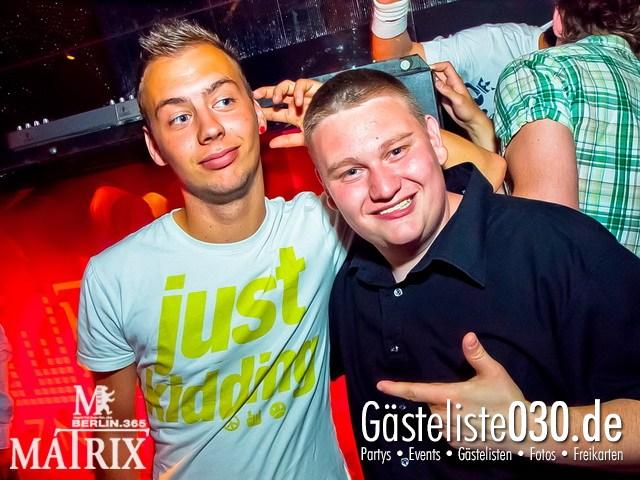 https://www.gaesteliste030.de/Partyfoto #110 Matrix Berlin vom 13.06.2012