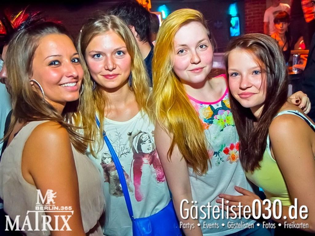 Partyfoto #50 Matrix 13.06.2012 Allure