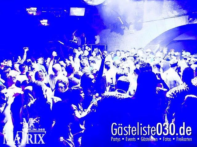https://www.gaesteliste030.de/Partyfoto #62 Matrix Berlin vom 13.06.2012
