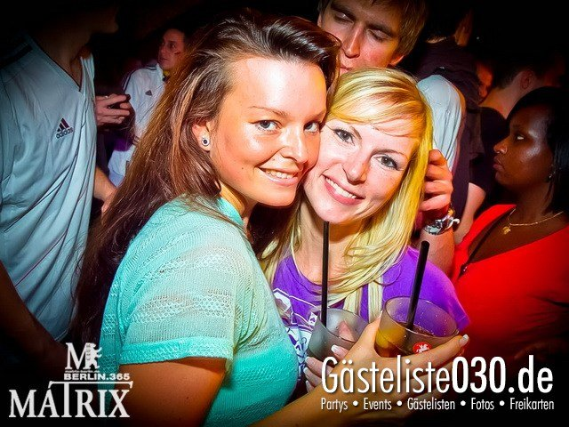 https://www.gaesteliste030.de/Partyfoto #65 Matrix Berlin vom 13.06.2012