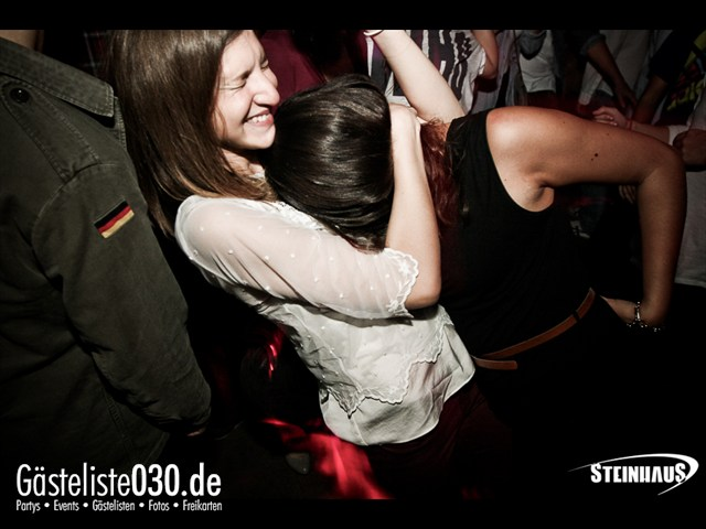 https://www.gaesteliste030.de/Partyfoto #63 Steinhaus Berlin vom 26.10.2012