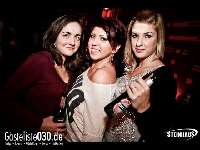https://www.gaesteliste030.de/Partyfoto #4 Steinhaus Berlin vom 26.10.2012