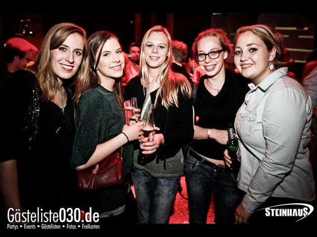 https://www.gaesteliste030.de/Partyfoto #24 Steinhaus Berlin vom 26.10.2012