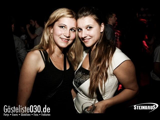 https://www.gaesteliste030.de/Partyfoto #64 Steinhaus Berlin vom 26.10.2012