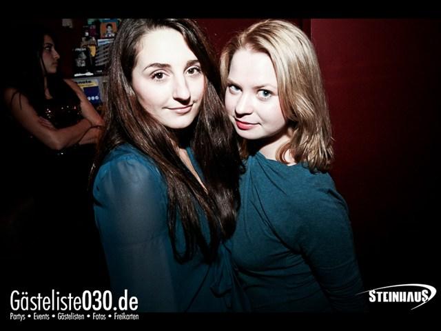 https://www.gaesteliste030.de/Partyfoto #25 Steinhaus Berlin vom 26.10.2012