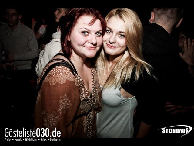 https://www.gaesteliste030.de/Partyfoto #65 Steinhaus Berlin vom 26.10.2012