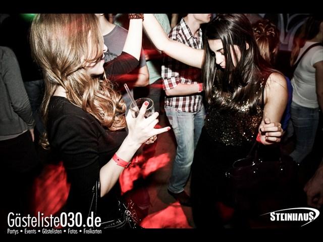 https://www.gaesteliste030.de/Partyfoto #51 Steinhaus Berlin vom 26.10.2012