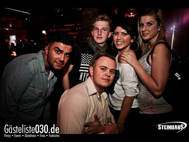 https://www.gaesteliste030.de/Partyfoto #30 Steinhaus Berlin vom 26.10.2012