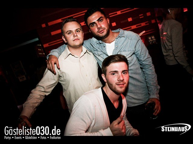 https://www.gaesteliste030.de/Partyfoto #14 Steinhaus Berlin vom 26.10.2012