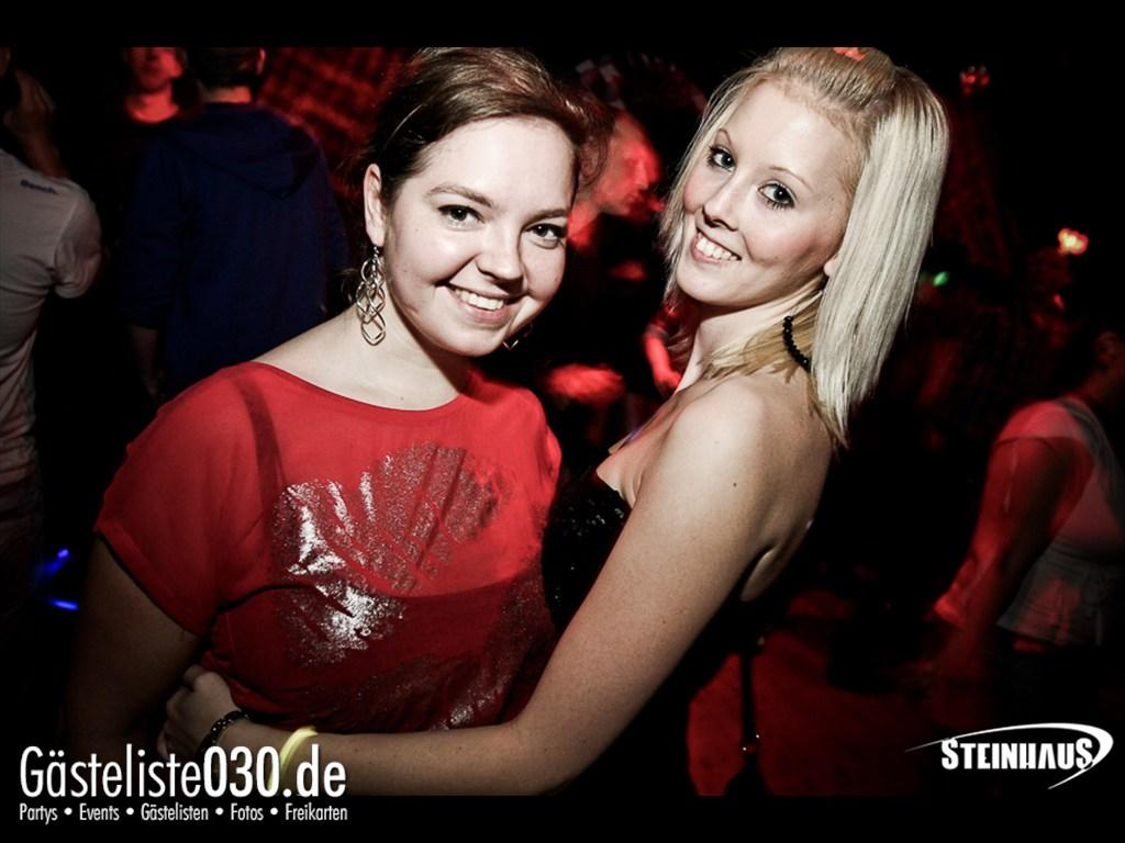 Partyfoto #49 Steinhaus 26.10.2012 Friday Night Club