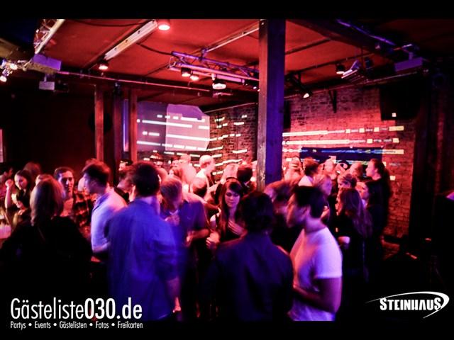 https://www.gaesteliste030.de/Partyfoto #23 Steinhaus Berlin vom 26.10.2012