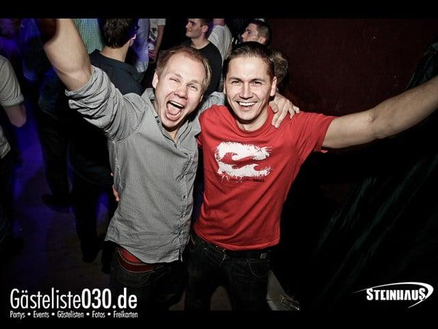 https://www.gaesteliste030.de/Partyfoto #33 Steinhaus Berlin vom 26.10.2012