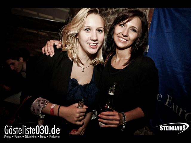 https://www.gaesteliste030.de/Partyfoto #11 Steinhaus Berlin vom 26.10.2012