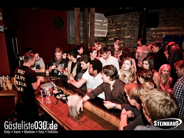 https://www.gaesteliste030.de/Partyfoto #10 Steinhaus Berlin vom 26.10.2012