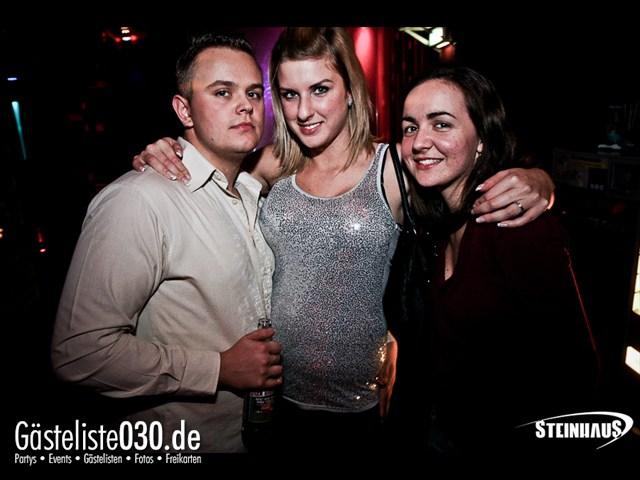 https://www.gaesteliste030.de/Partyfoto #31 Steinhaus Berlin vom 26.10.2012