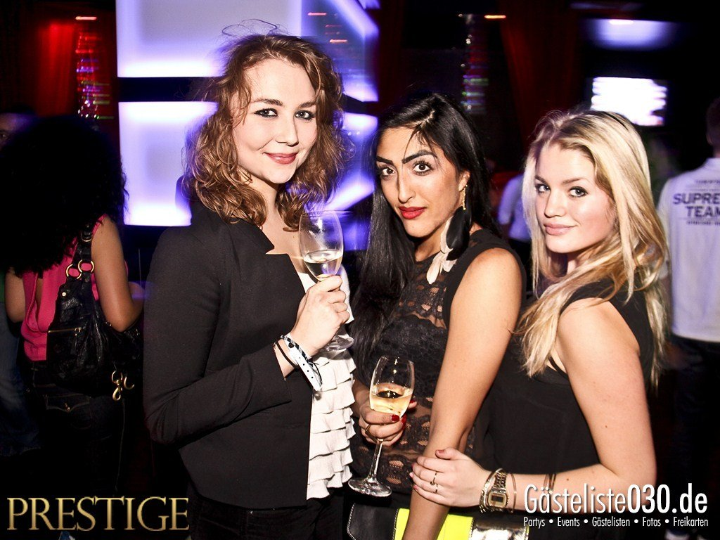 Partyfoto #49 Prince27 Club Berlin 23.11.2012 Prestige Golden Beats