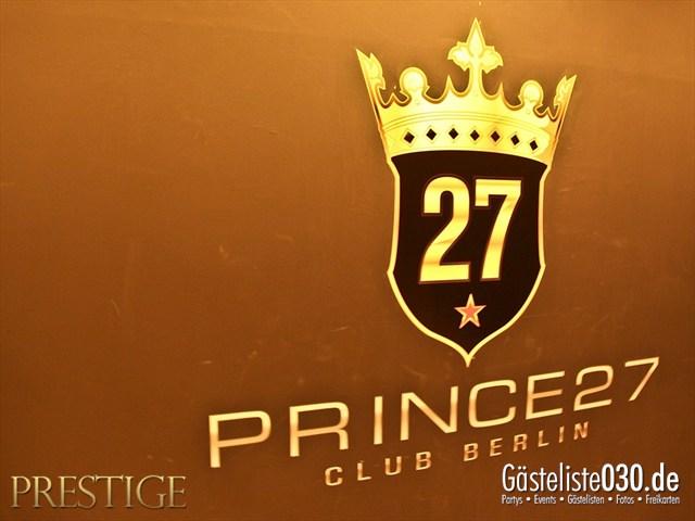 https://www.gaesteliste030.de/Partyfoto #2 Prince27 Club Berlin Berlin vom 23.11.2012