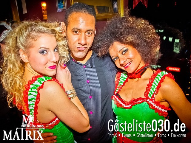 https://www.gaesteliste030.de/Partyfoto #44 Matrix Berlin vom 22.12.2012