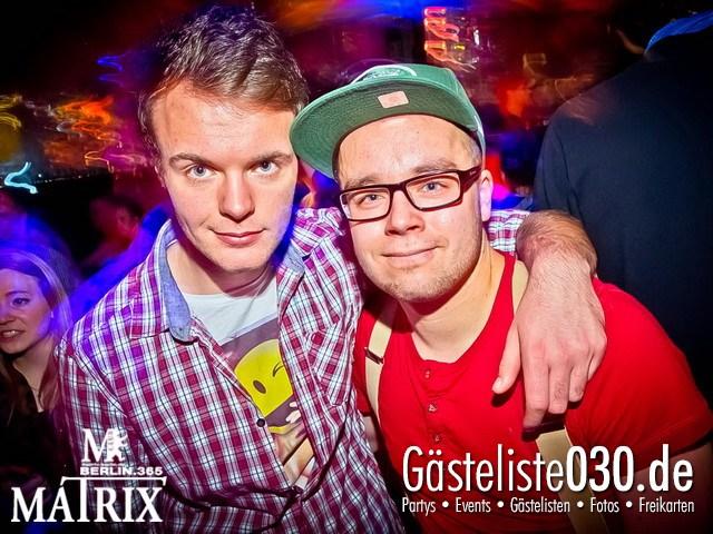 https://www.gaesteliste030.de/Partyfoto #32 Matrix Berlin vom 22.12.2012