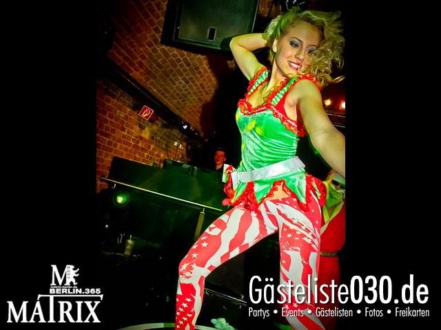 https://www.gaesteliste030.de/Partyfoto #58 Matrix Berlin vom 22.12.2012