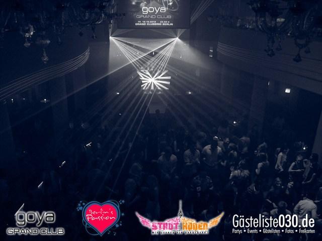 https://www.gaesteliste030.de/Partyfoto #56 Goya Berlin vom 12.10.2012
