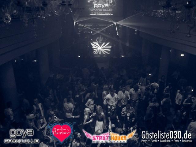https://www.gaesteliste030.de/Partyfoto #17 Goya Berlin vom 12.10.2012