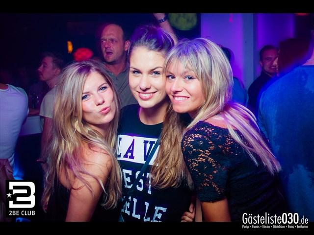 https://www.gaesteliste030.de/Partyfoto #1 2BE Club Berlin vom 31.08.2013