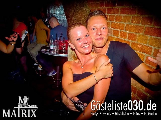 https://www.gaesteliste030.de/Partyfoto #96 Matrix Berlin vom 29.08.2012